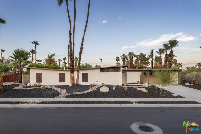 622 Monterey Road North, Palm Springs