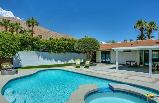 295 Palo Verde Avenue East, Palm Springs