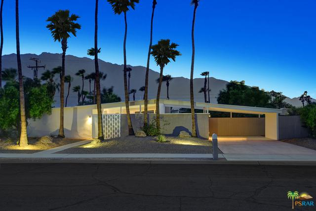 2575 Kitty Hawk Drive North, Palm Springs