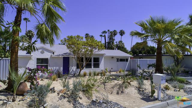 472 Avenida Hokona  East, Palm Springs