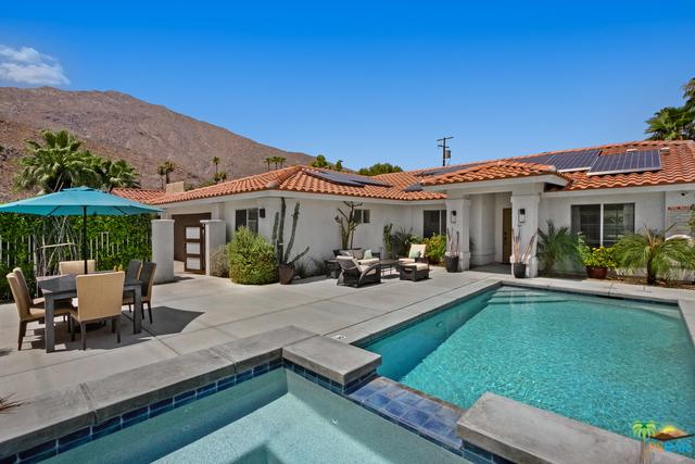 222 Sonora Road East, Palm Springs
