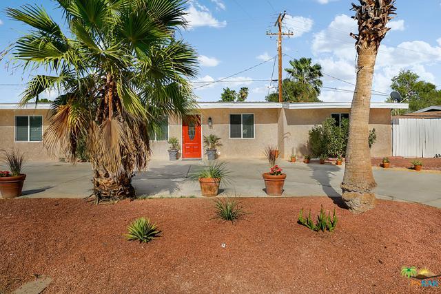 916 Avenida Evelita  South, Palm Springs