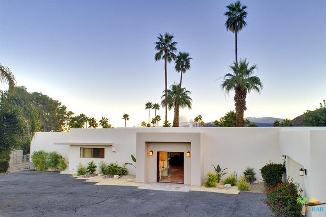 855 Panorama Road West, Palm Springs