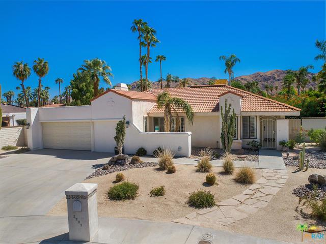2793 Golondrina Way, Palm Springs