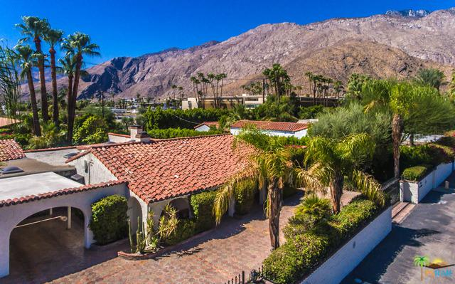437 Via Colusa  East, Palm Springs