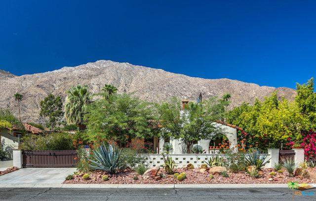 557 Calle Encilia  South, Palm Springs