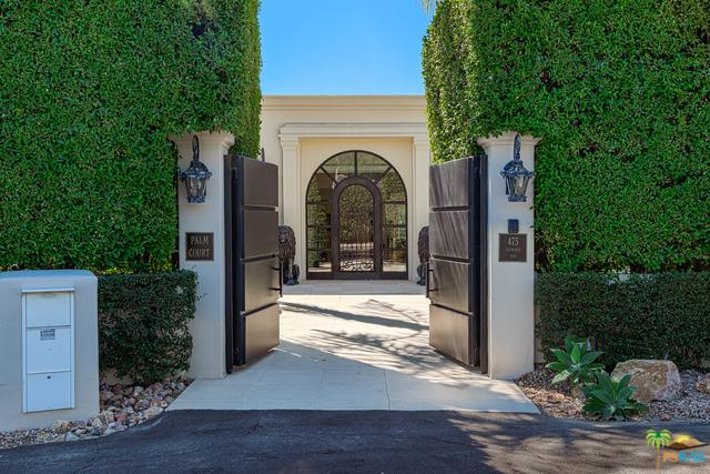 475 Valmonte Sur  East, Palm Springs