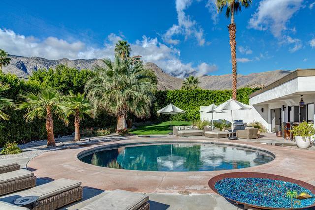 485 Santa Elena Road West, Palm Springs