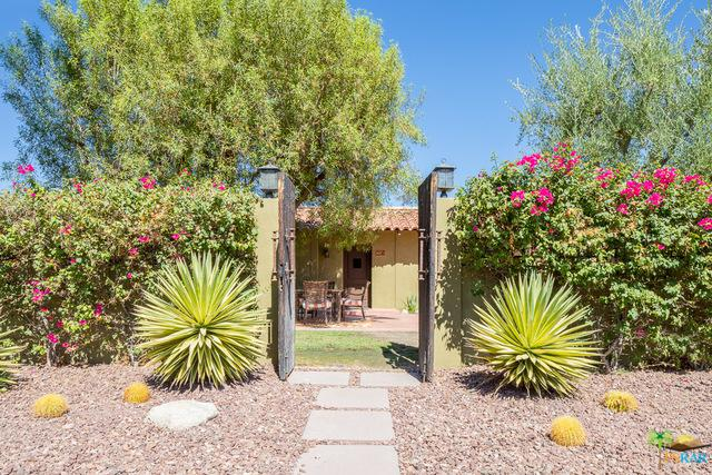 206 Morongo Road East, Palm Springs