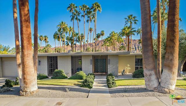 1541 Madrona Drive East, Palm Springs