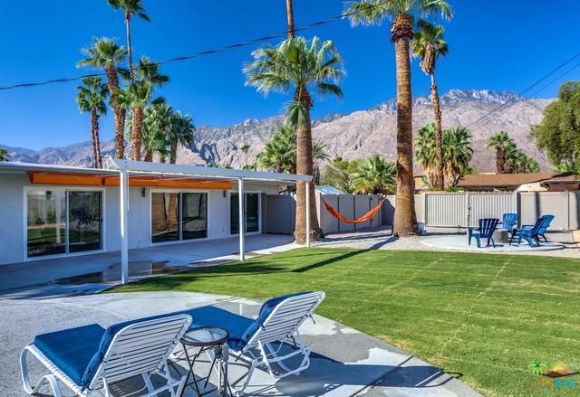 1850 Desert Palms Drive East, Palm Springs