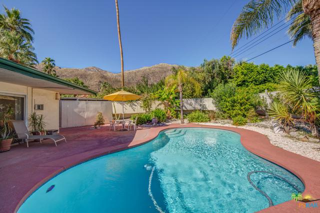 192 Ocotillo Avenue E, Palm Springs