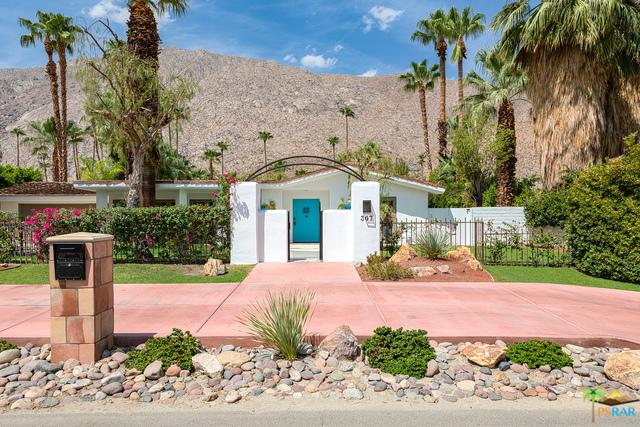 367 Cahuilla Road S, Palm Springs