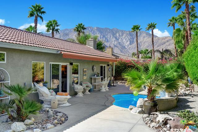 664 Lily Street East, Palm Springs