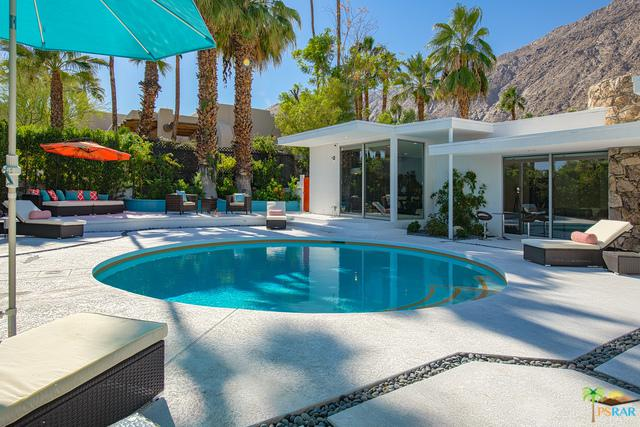445 Monte Vista Drive S, Palm Springs