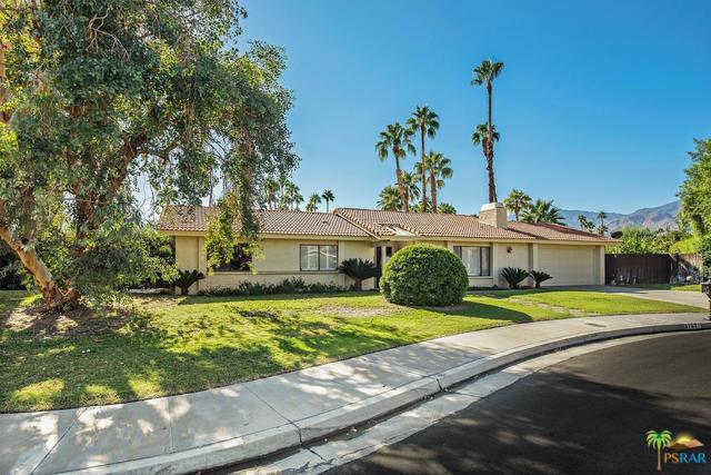3167 San Martin Circle East, Palm Springs