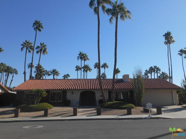 1488 La Reina Way South, Palm Springs