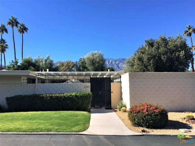 280 Desert Lakes Drive, Palm Springs