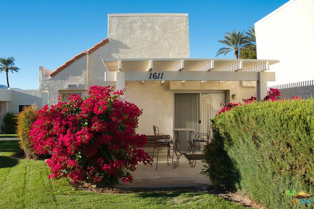 1611 Fairway Circle West, Palm Springs