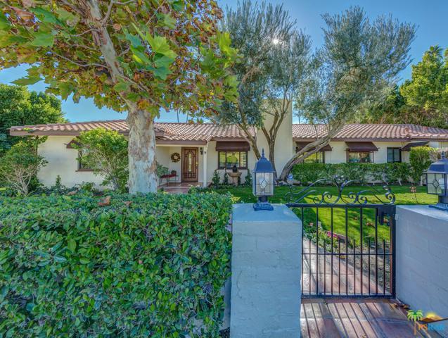469 Via Escuela  W, Palm Springs