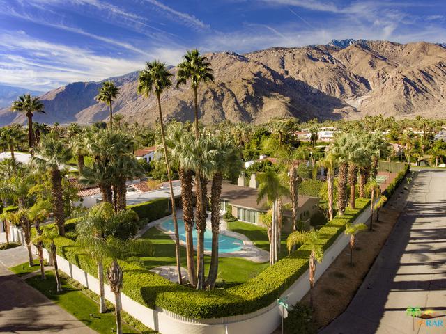 877 Avenida Palos Verdes  N, Palm Springs