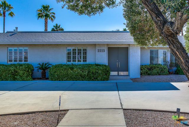 2215 Tachevah Drive E, Palm Springs