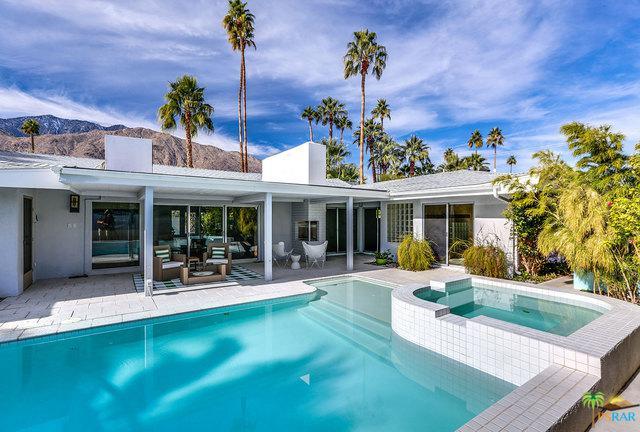 1088 Manzanita Avenue S, Palm Springs