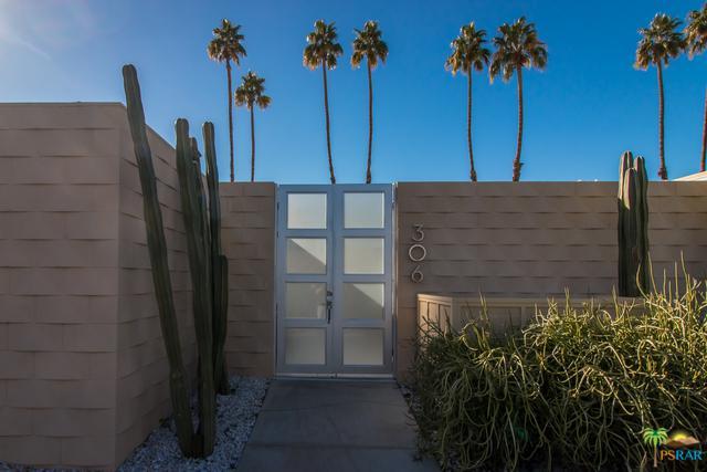 306 Desert Lakes Drive, Palm Springs