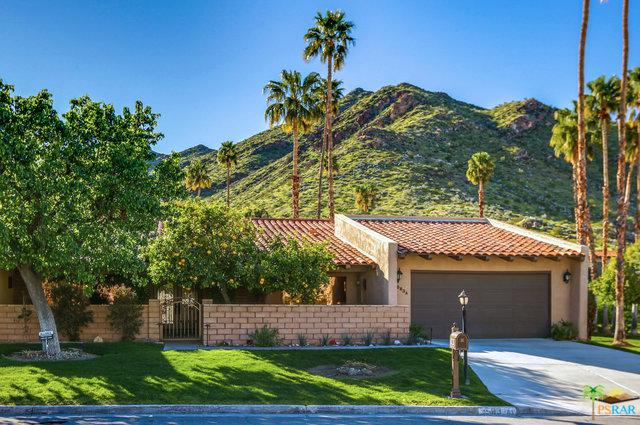 1583 Redford Drive  A, Palm Springs