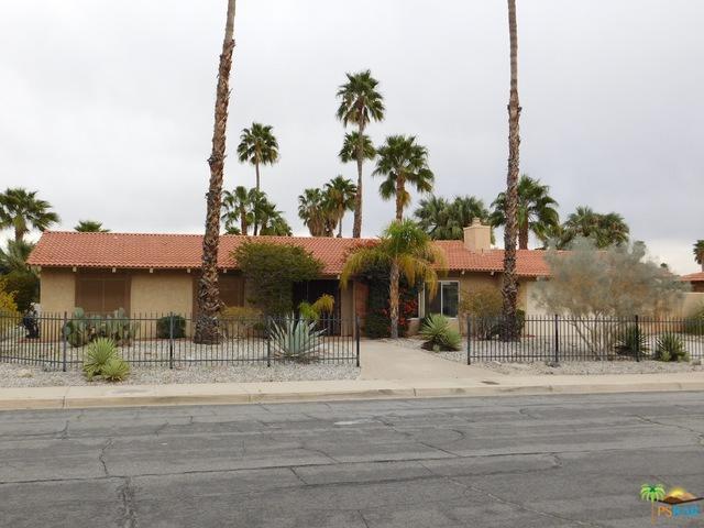 1040 Cerritos Drive N, Palm Springs