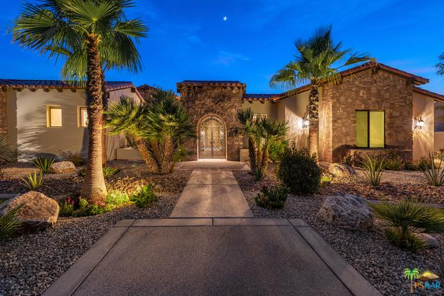 15 Villaggio Place, Rancho Mirage