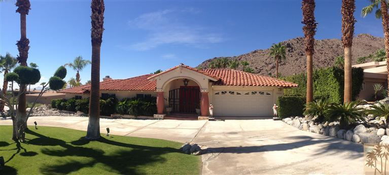 1033 Chino Canyon Road West, Palm Springs