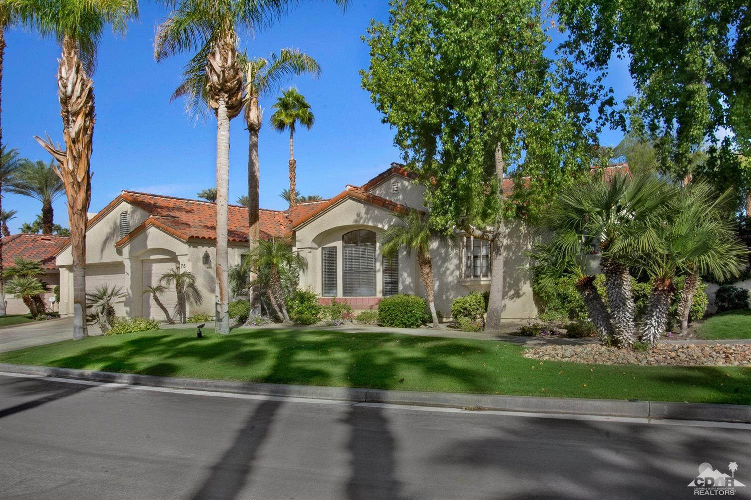 75 San Marino Circle, Rancho Mirage