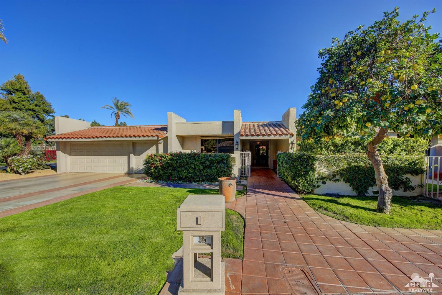 1 Wake Forest Court, Rancho Mirage