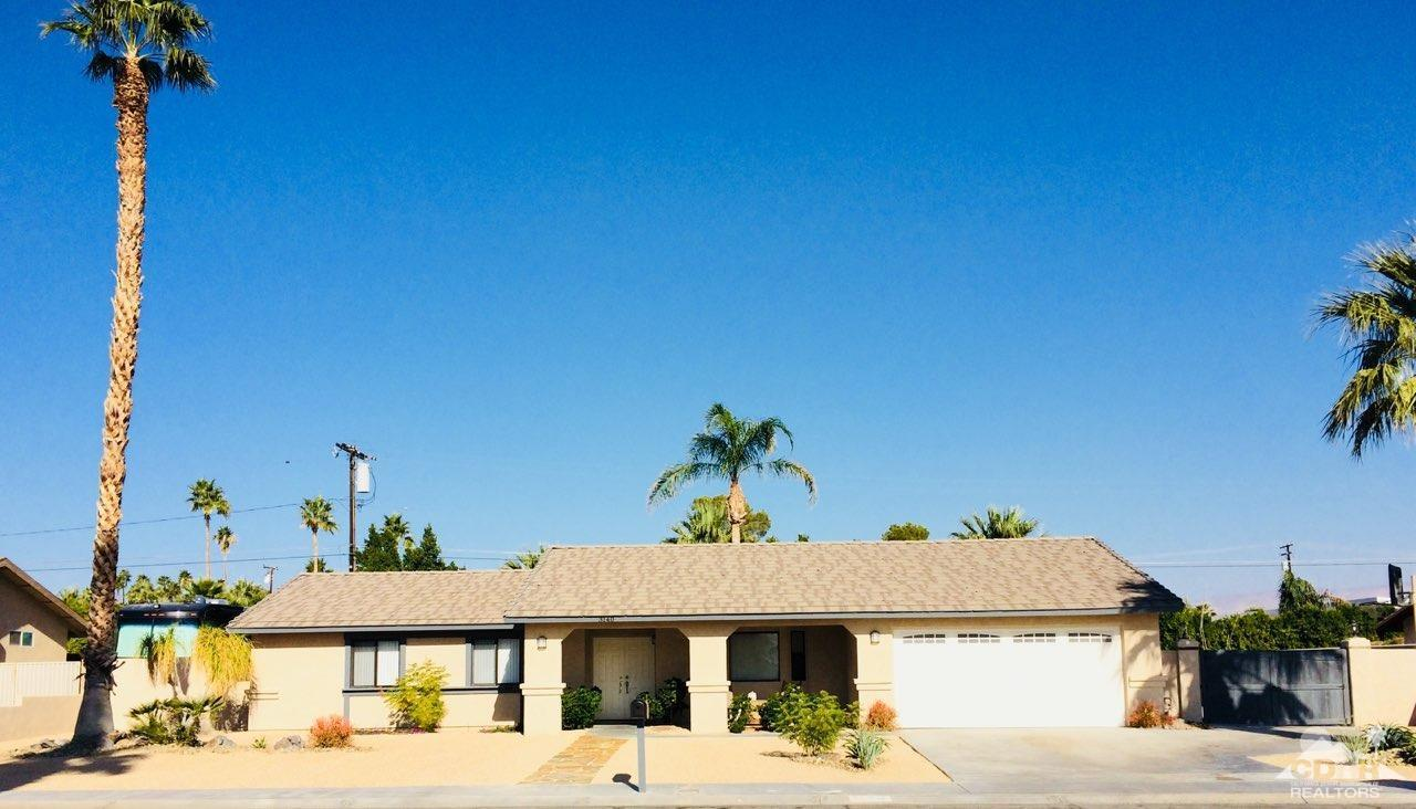 3140 Vincentia Road East, Palm Springs