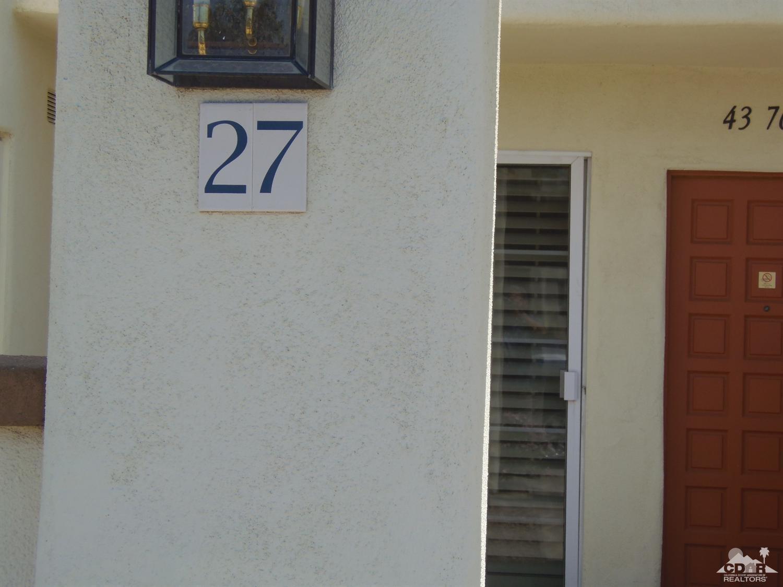 43761 Avenida Alicante   427-2, Palm Desert