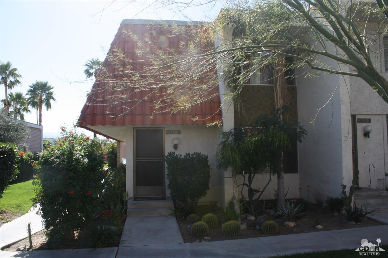 2166 Indian Canyon Drive North A, Palm Springs