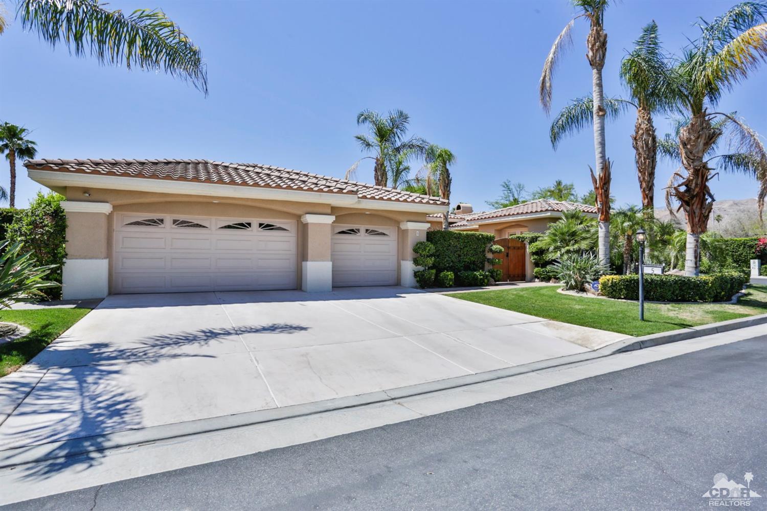 5 University Circle, Rancho Mirage