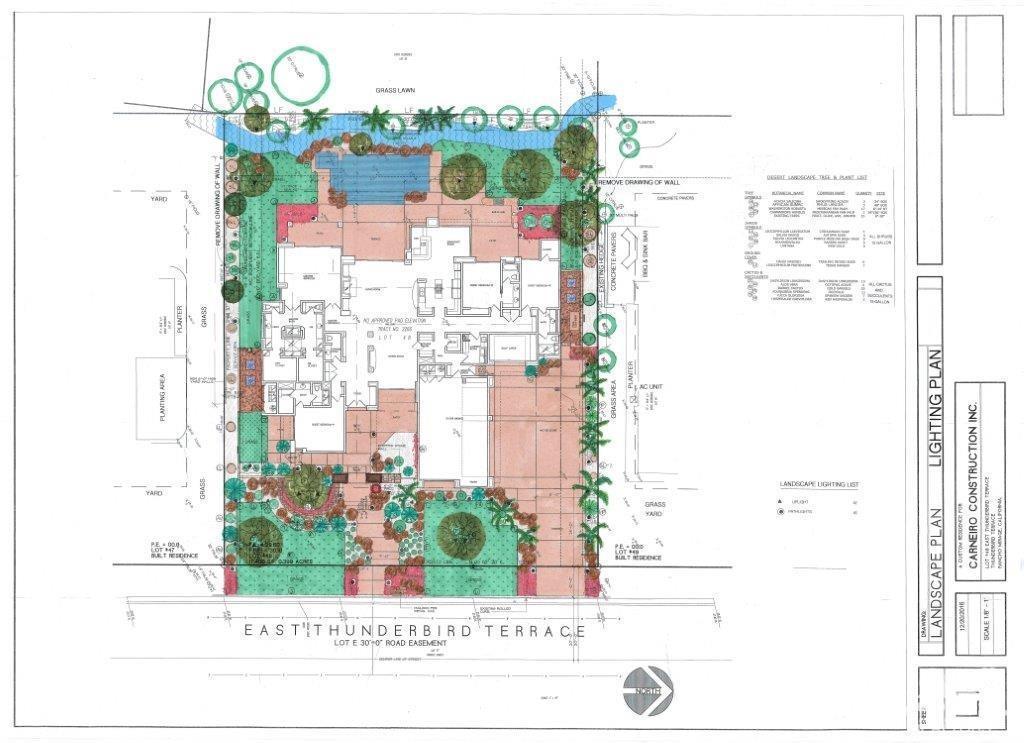 40555 Thunderbird Terrace  East, Rancho Mirage