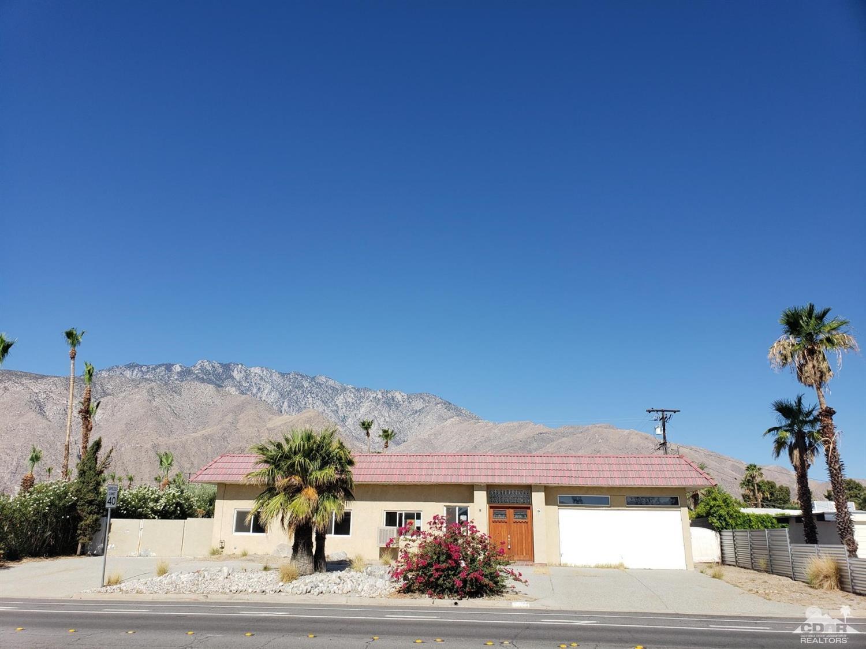 2453 Avenida Caballeros  North, Palm Springs