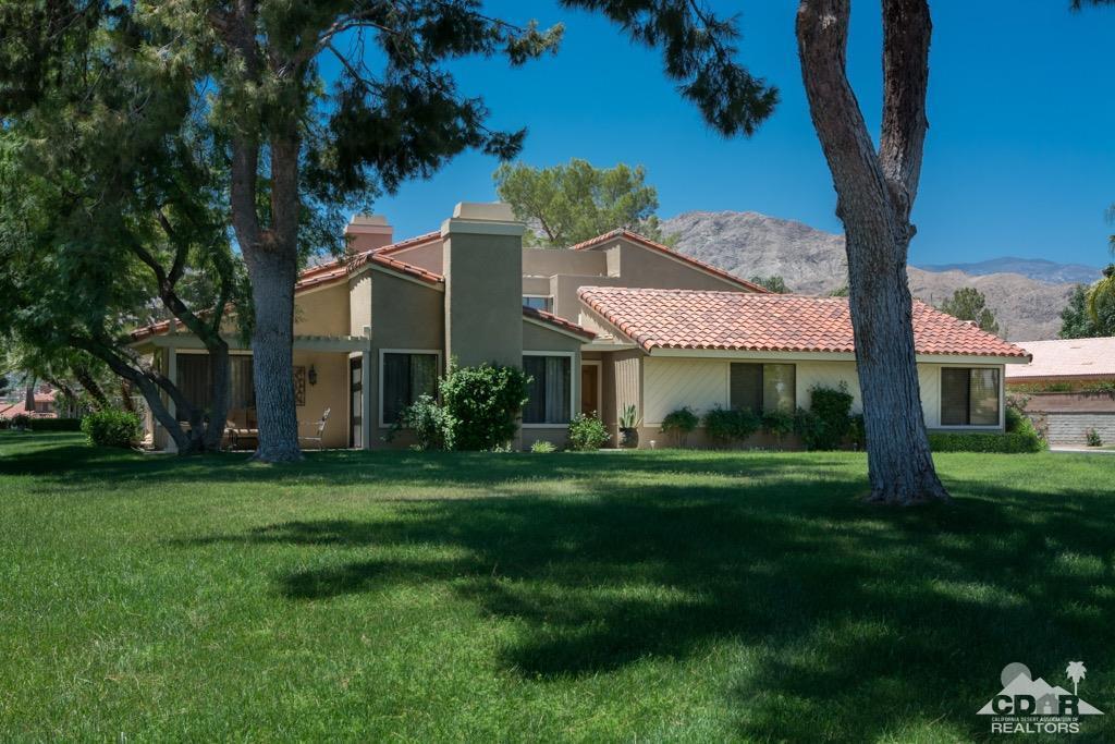 7 Tennis Club Drive, Rancho Mirage