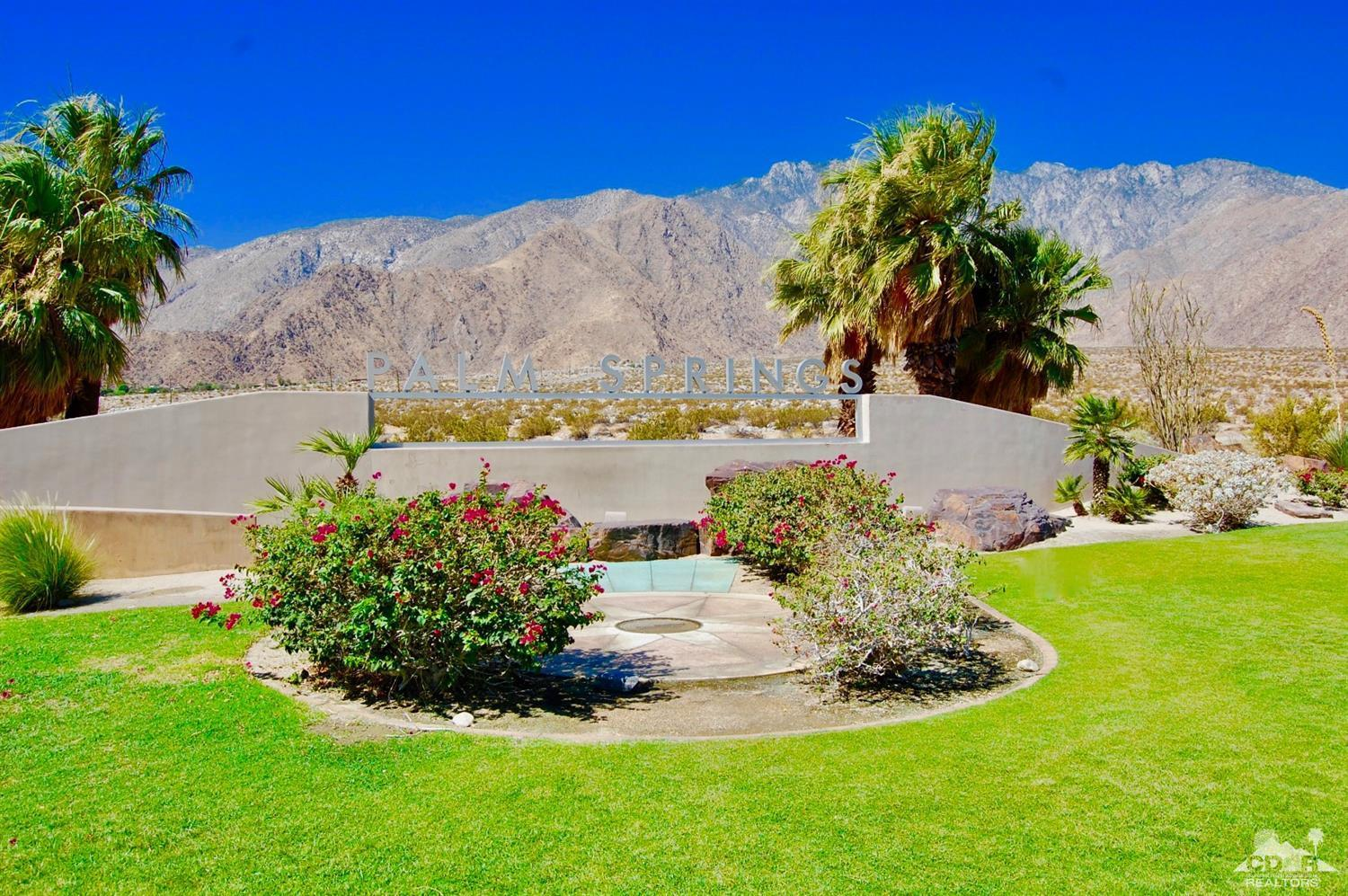 837 Summit Drive, Palm Springs