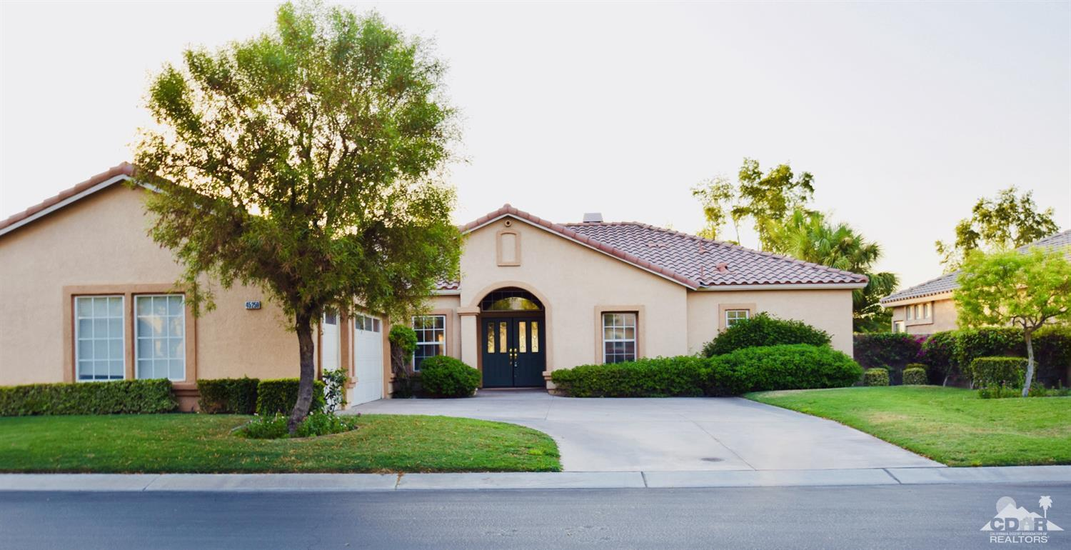45259 Crystal Springs Drive, Indio