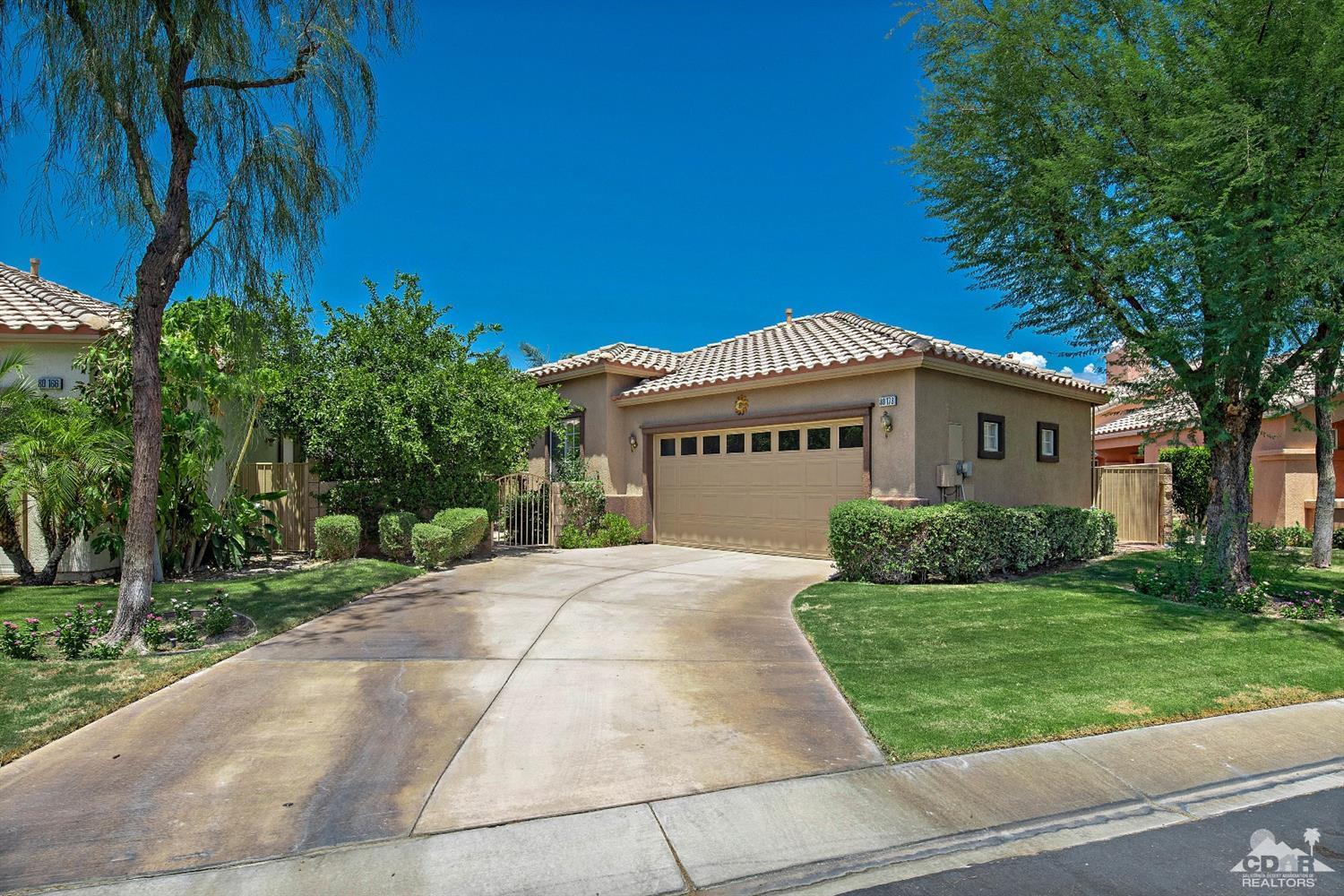 80178 Golden Horseshoe Drive, Indio