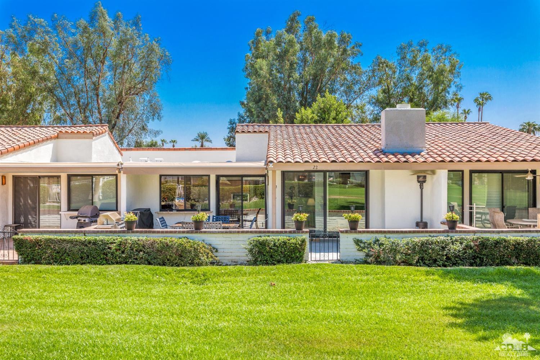 22 Palomas Drive, Rancho Mirage