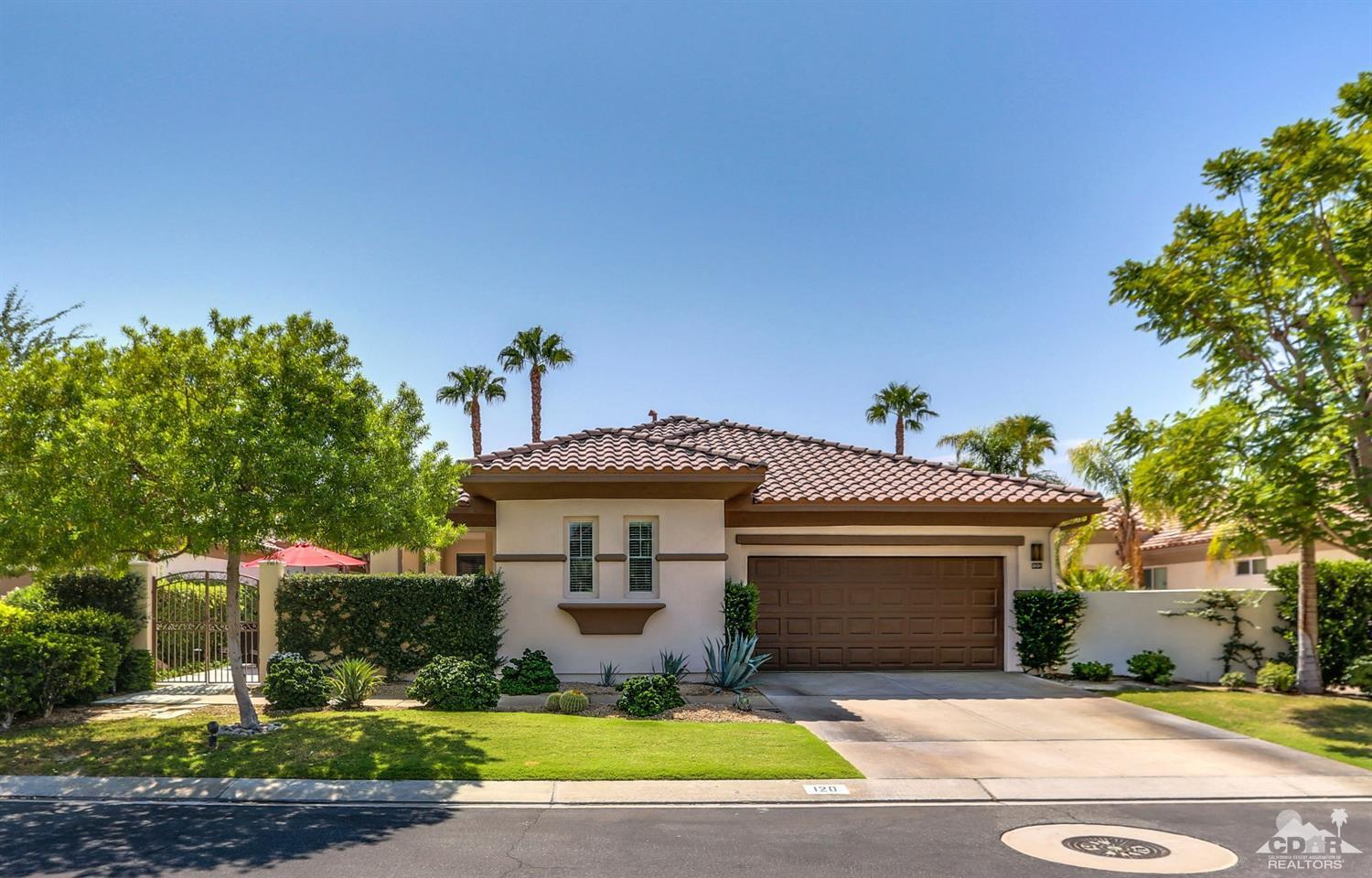 120 Mission Lake Way, Rancho Mirage
