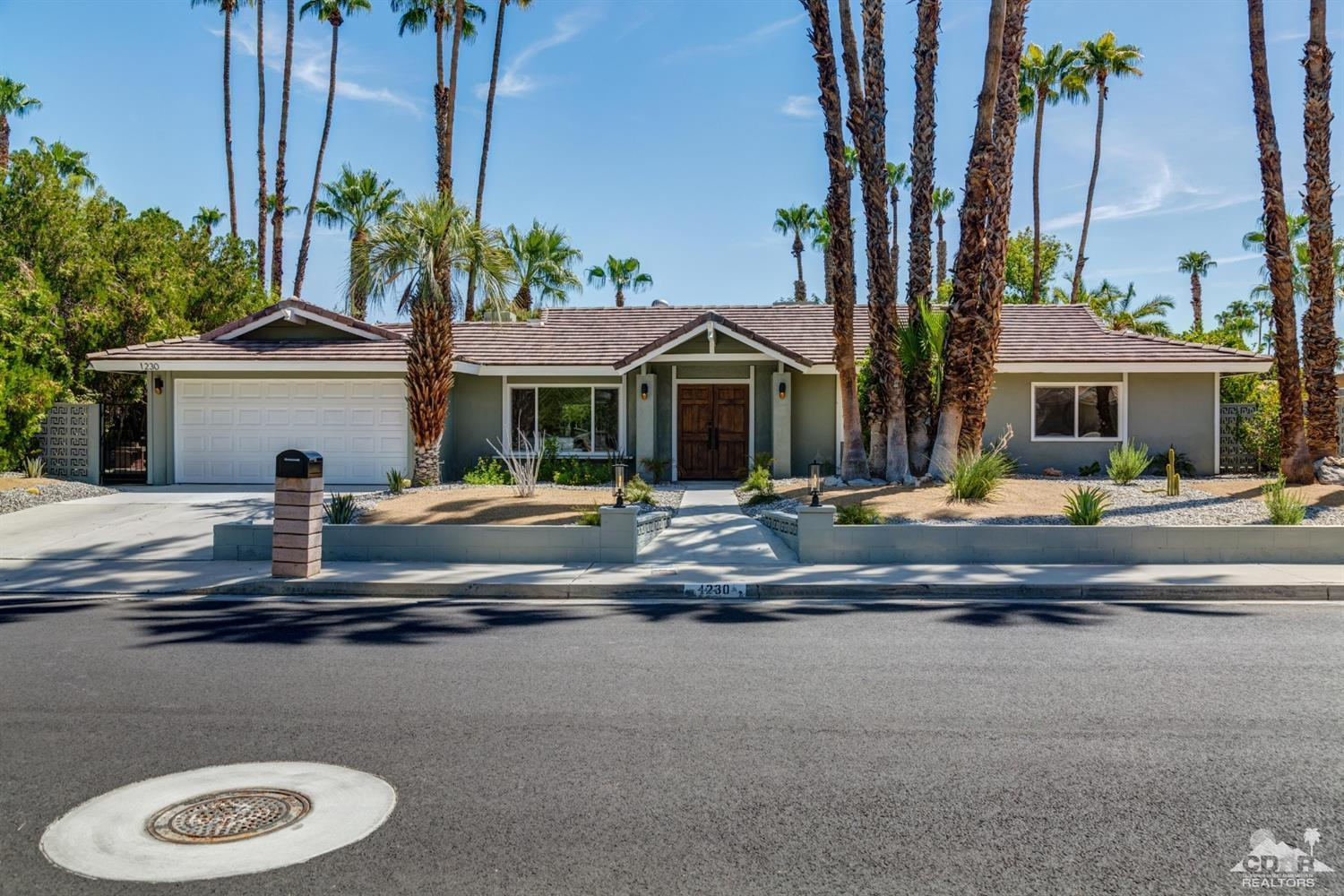 1230 San Joaquin Drive South, Palm Springs