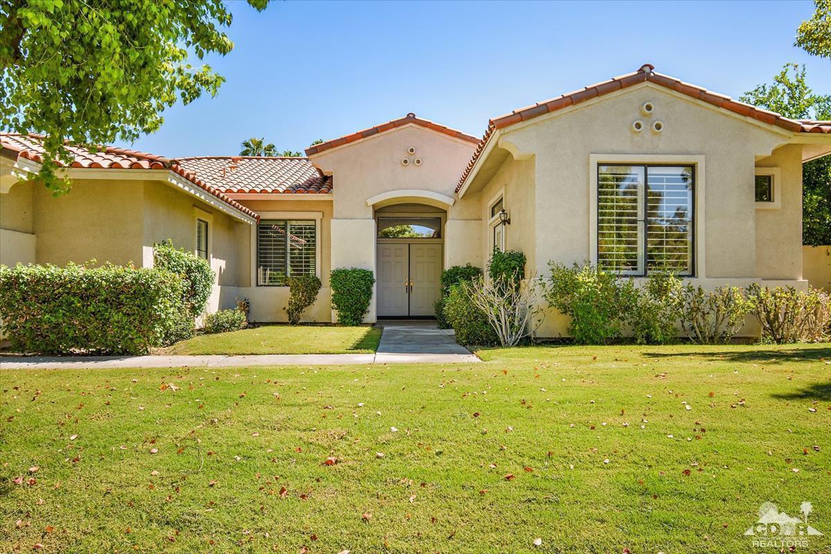 38 Santa Ynez, Rancho Mirage