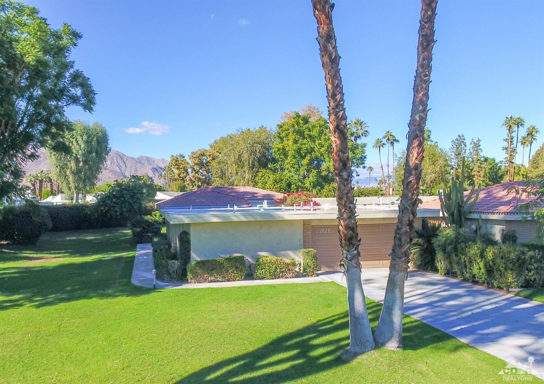 1029 Oakcrest Drive West, Palm Springs