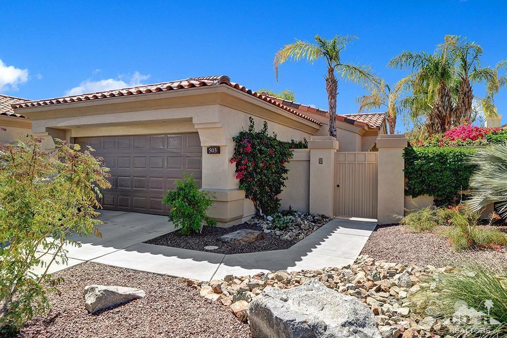 503 Desert Holly Drive, Palm Desert